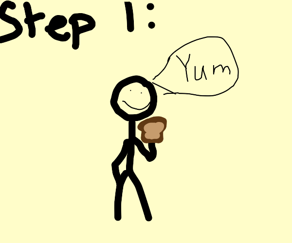 How to Become a Toaster: Step 1