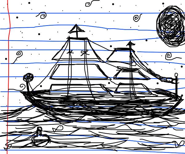 Doodle Sea