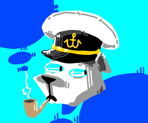 Frosty bear captain