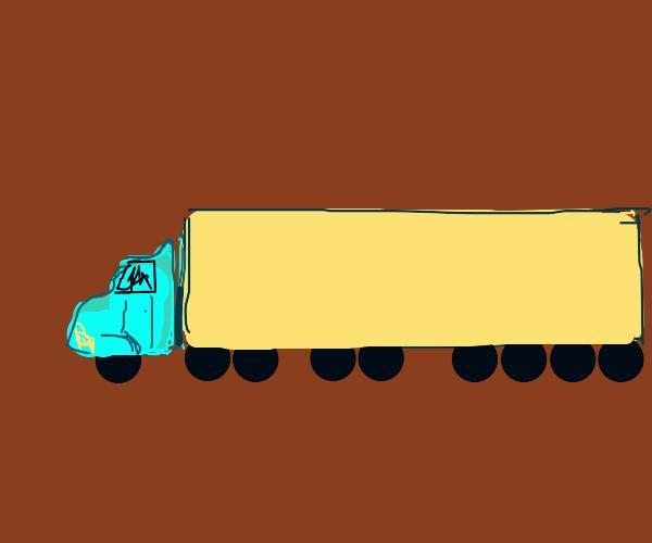 18-wheeler semi truck