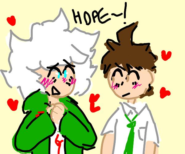 Anime Gay love