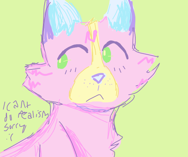 Realistic Cat