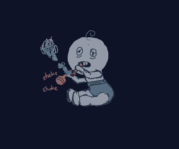 Underage smoking