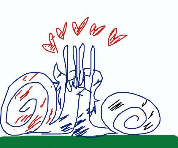 snesbians - snail lesbians :3