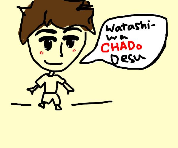 anime chad