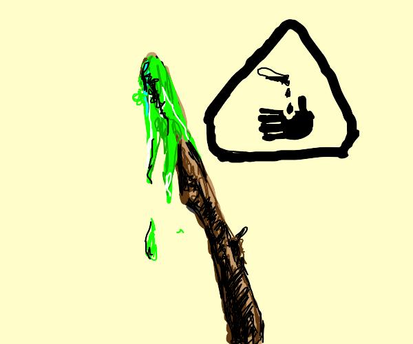 Acid Stick