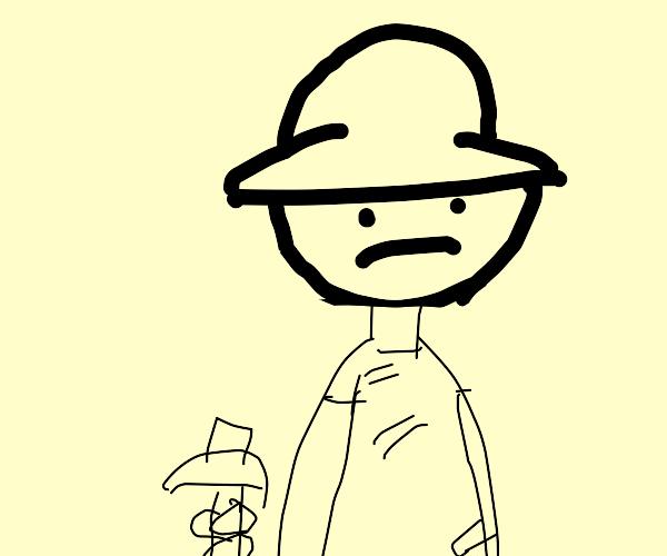 Gaudy Paleontologist