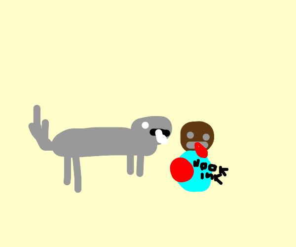 wolf killed tom nook