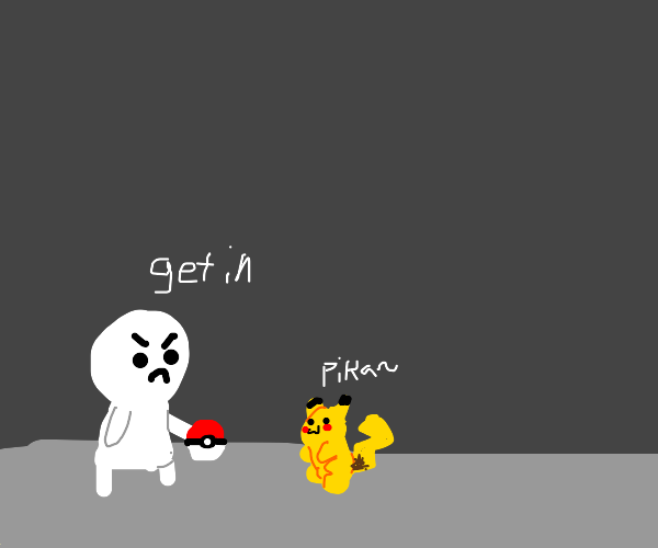 Get In The Poke Ball
