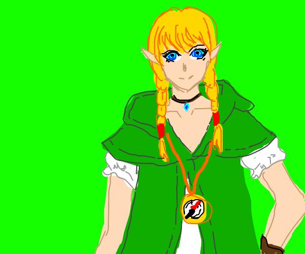 Linkle (Female Link)