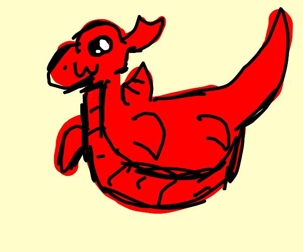 big bellied dragon