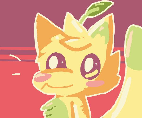 sprout cat!