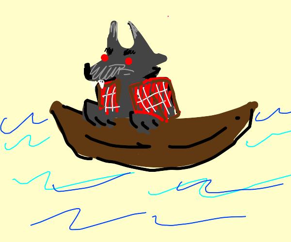 Werewolf on a Boat