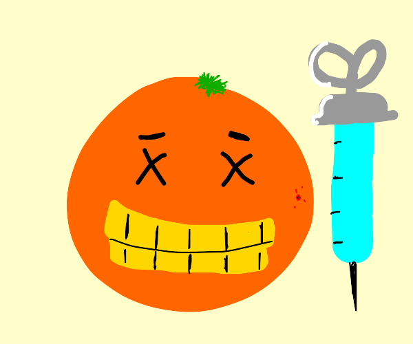 annoying orange is ded