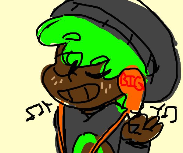 Man uses HUGE earplugs