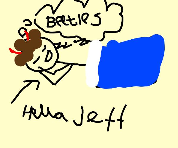 Hella Jeff dreams of beetles