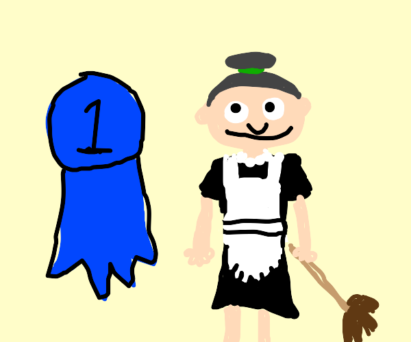 First Place Maid