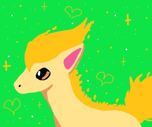 077 - Ponyta