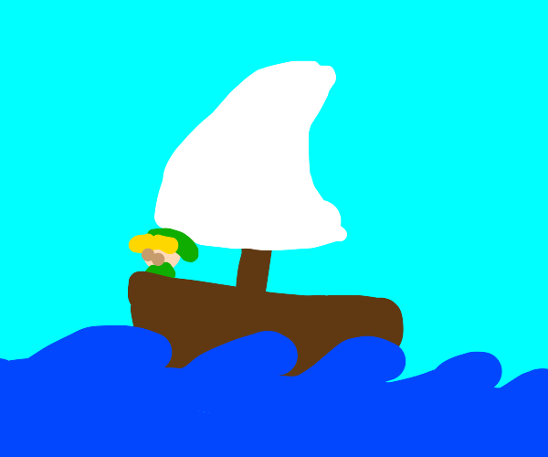 Links ship