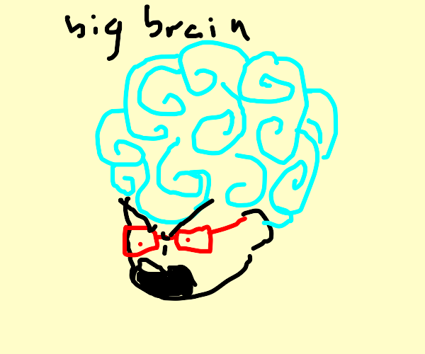 Ghiaccio is super big brain and is pissed