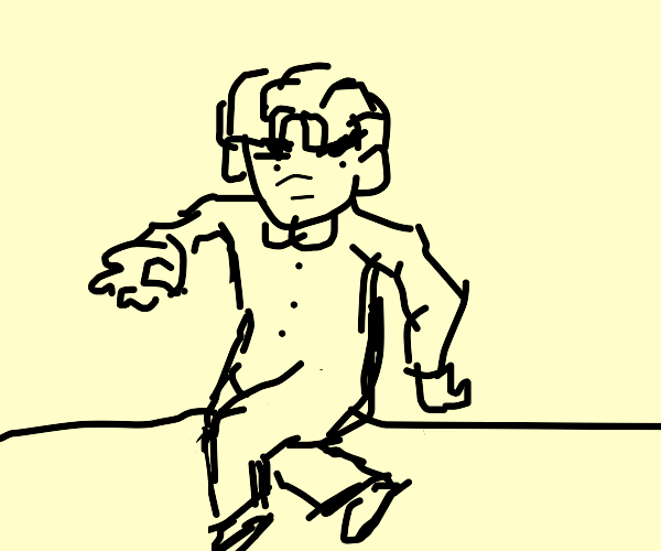 Koichi Pose