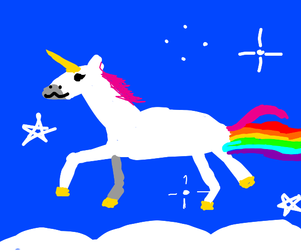 Nyan Rainbow Unicorn