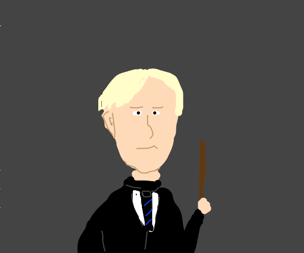 draco malfoy (from Harry potter)