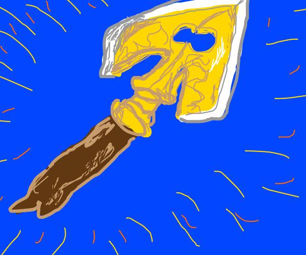 Arrow from jojo bizarre adventure
