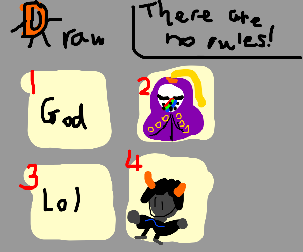 Drawception knockoff with extra derailing