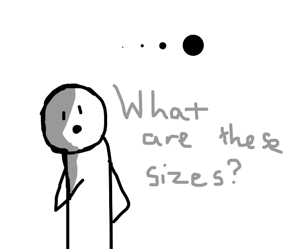 guy questions drawception's brush sizes