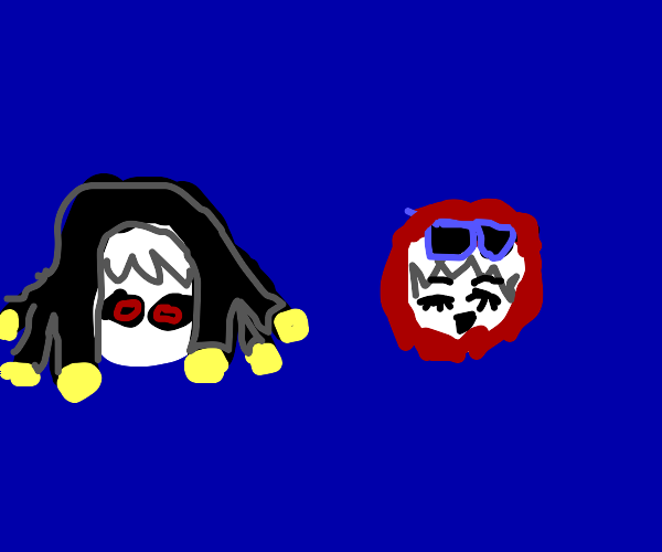 risotto nero and mariah (jojo)