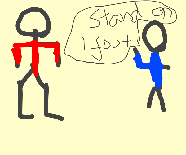 """Simon didn't say, """"Stand on one foot"""""""