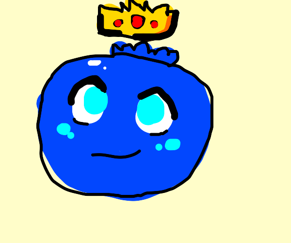 King Blueberry