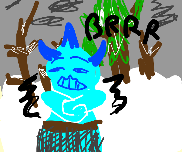 Cold Orc
