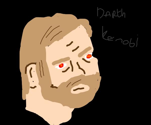 obi-wan kenobi becomes sith