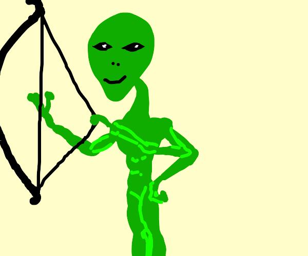Alien Archery