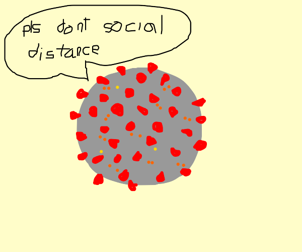 That 3D model of the SARS-CoV-2 coronavirus.