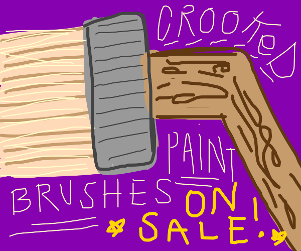 Crooked Brush