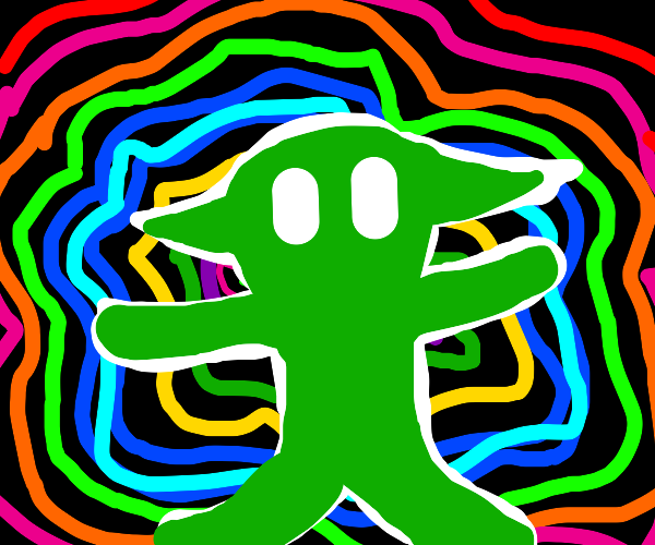 Gremlin acid trip