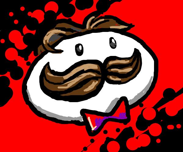 Mr Pringles