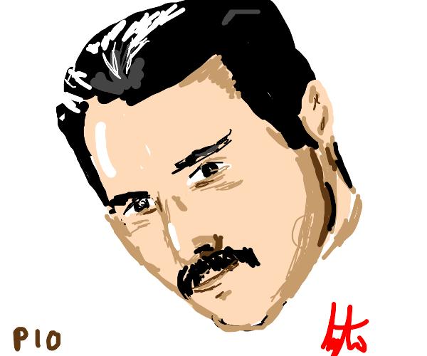 Freddie Mercury PIO