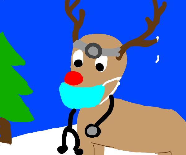 rudolph the red nosed doctor