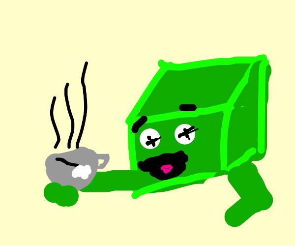 Kermit the Cube