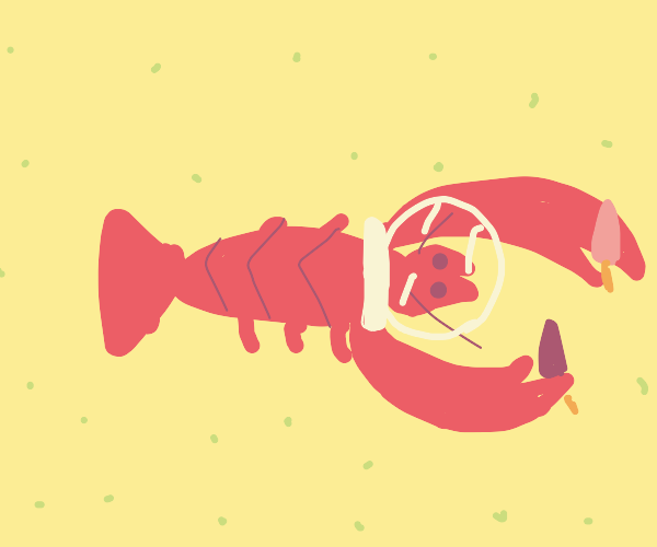 Space Lobster