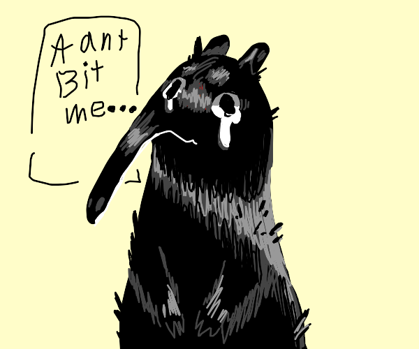 Crying Anteater