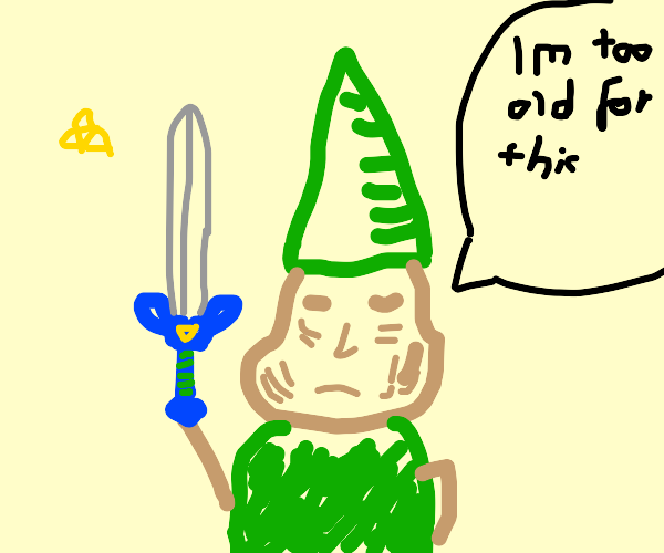 Link but old