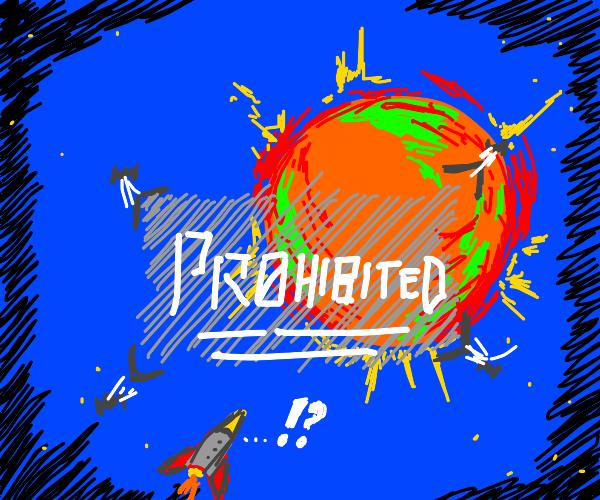 prohibited world