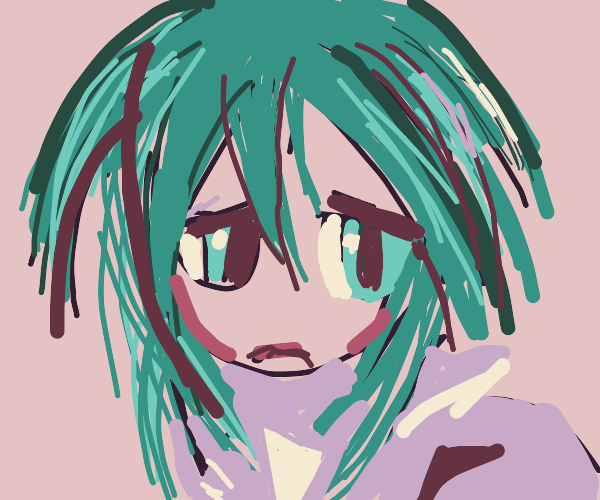 Lucky Star Feels Offended