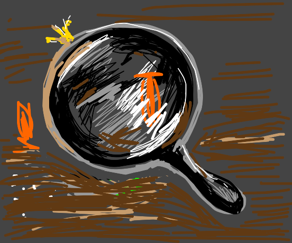 King magnifying glass