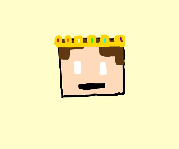 King Herobrine